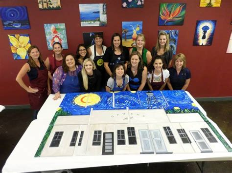 paint with a twist new braunfels 14 best images about pwat team building events on
