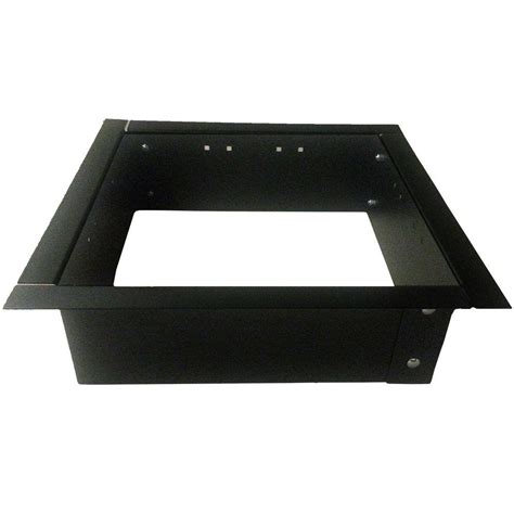 pit insert square 24 in square pit insert 417 rjt iq 23 8 the home