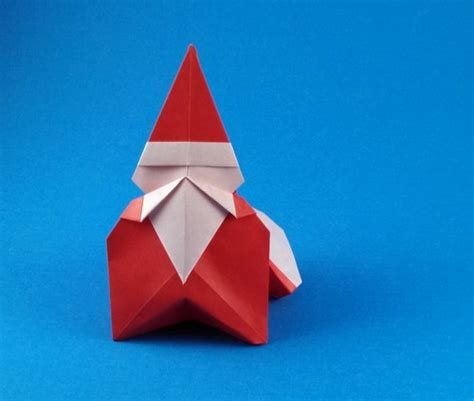 santa clause origami origami and santa claus page 12 of 16 gilad