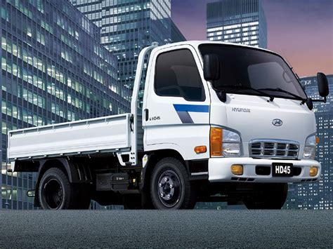 New Hyundai Truck by New Hyundai Hd45 Standard Mwb Trucks For Sale