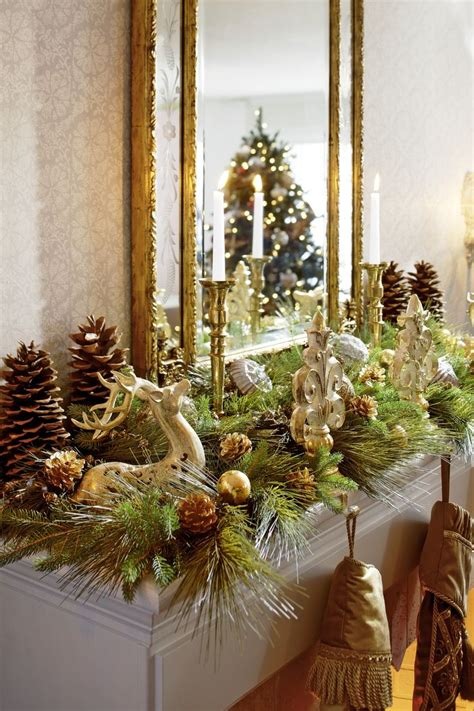 pictures of mantel decorations 381 best images about winter new year s