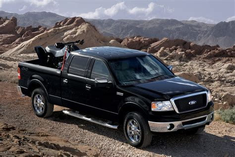 2006 Ford F150 Mpg by 2006 Ford F150 Reviews Specs And Prices Cars