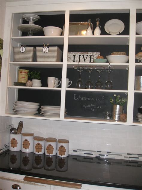 diy chalkboard kitchen cabinets diy chalkboard cabinets creatively living outside the box