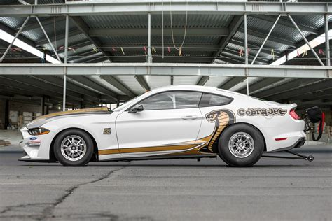 Ford Mustang Cobra Jet by 2018 Ford Mustang Cobra Jet Revealed And Is Now Much