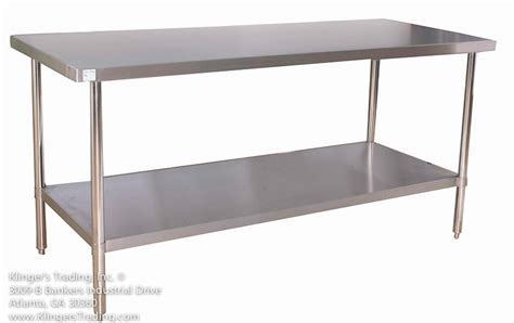 stainless steel kitchen work table all stainless tables stainless steel work tables rust