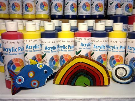 Buy Acrylic Safe Artist Paints For Earth Friendly