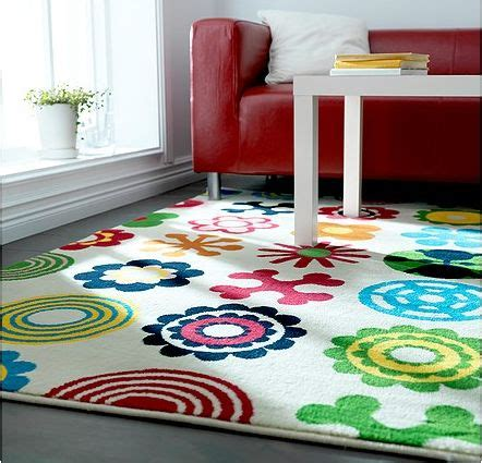 ikea kid rugs lusy blom rug from ikea