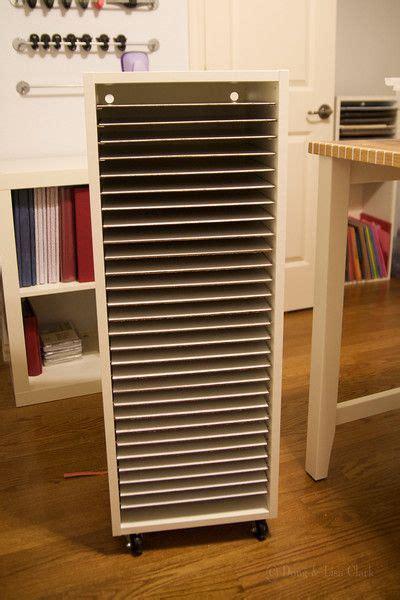 craft paper storage ideas 25 best scrapbook paper storage trending ideas on