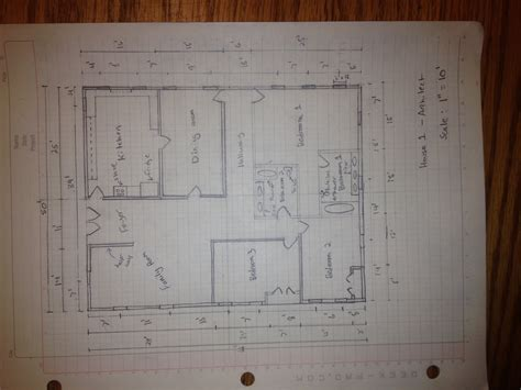 how to draft a floor plan how to manually draft a basic floor plan