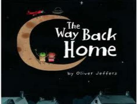 way home picture book the way back home by cinziana teaching resources tes