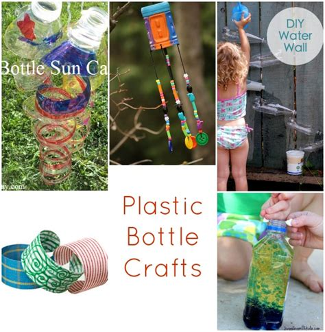 plastic water bottle crafts for 25 recycled crafts for