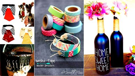 simple craft projects 41 smart and creative diy projects that you can make and