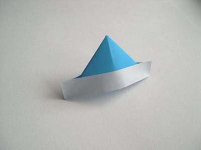 how to make an origami top hat origami top hat
