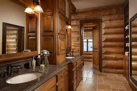 cabin bathroom designs log cabin bathroom bathroom ideas