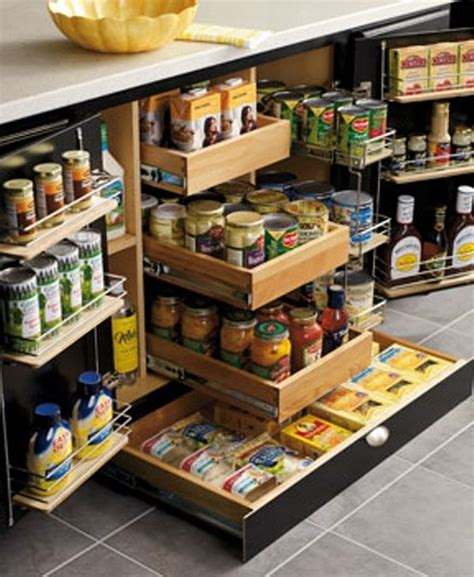kitchen counter storage ideas modern kitchen storage ideas decozilla