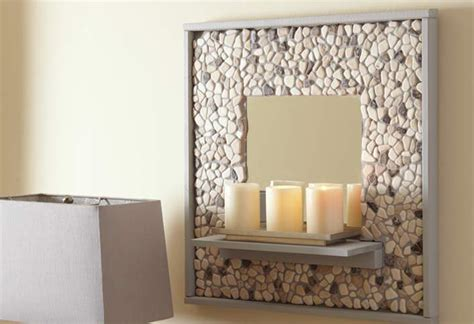 mosaic tile bathroom mirror how to make a mosaic tile mirror at the home depot