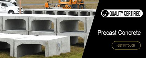 concrete pits bcp is better concrete products box culverts standard