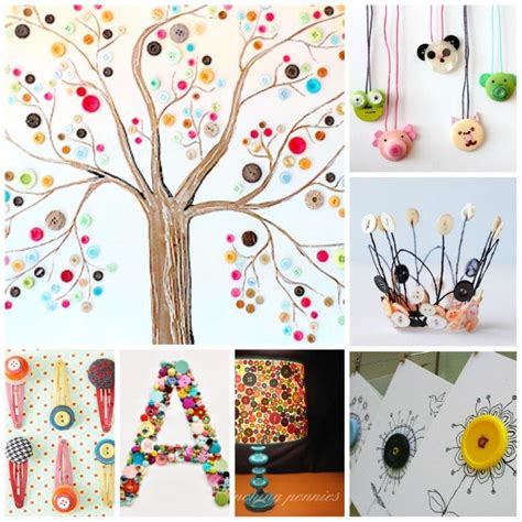button craft ideas for button crafts ideas ted s