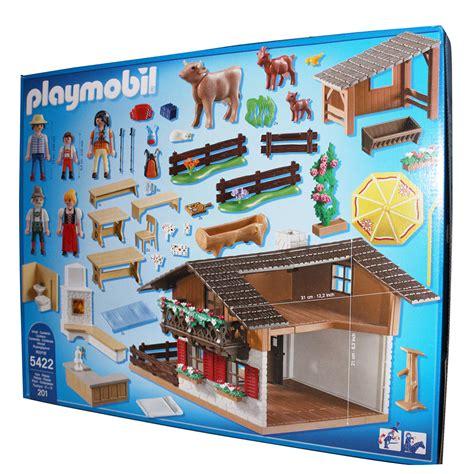 playmobil 5422 ch 226 let de montagne play original