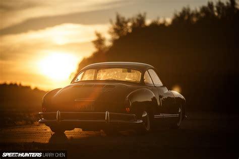 Car Sunset Wallpaper by Volkswagen Slammed Classic Car Classic Sunset Hd Wallpaper