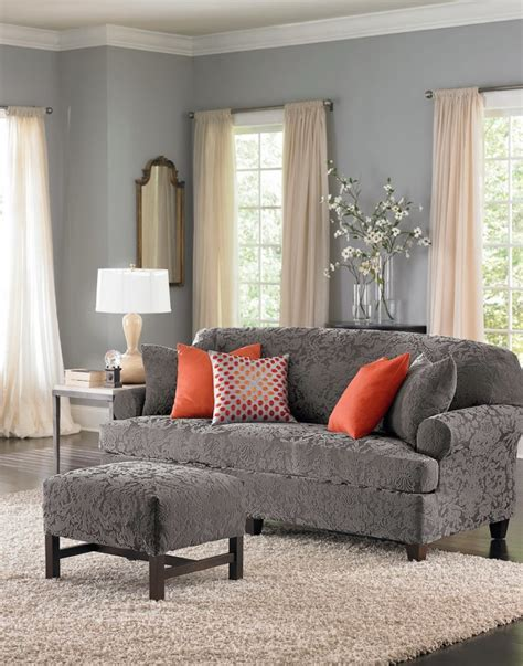 3 t cushion slipcovers for sofas 3 t cushion sofa slipcover home design ideas and