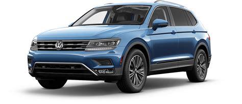 Volkswagen Colors by 2018 Volkswagen Tiguan Color Options