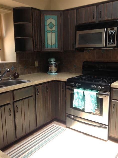chalk paint vs for kitchen cabinets chalk paint kitchen makeover traditional kitchen