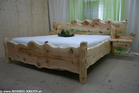 badezimmermöbel derby zirbenbett rustika alm m 214 bel krenn