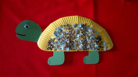 paper plate turtle craft template paper plate turtle craft