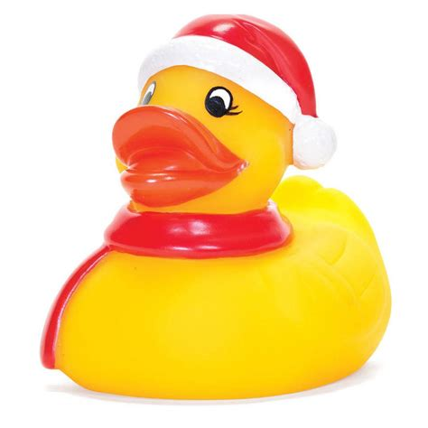 santa rubber st colour changing light up mood bath duck by baby