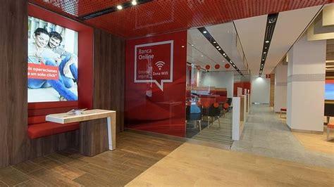 oficinas de banco santander el banco santander estrena su oficina del futuro para