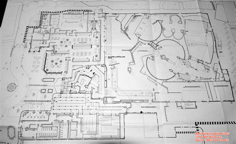 blueprint layout ratatouille attraction kitchen calamity disneyland