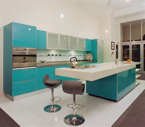 turquoise kitchen decor ideas decorating with turquoise colors of nature aqua exoticness