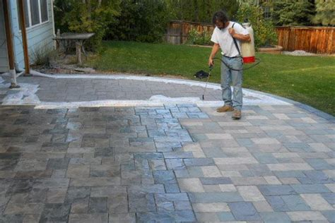 seal concrete patio 17 best images about backyard patio materials on stained concrete water based