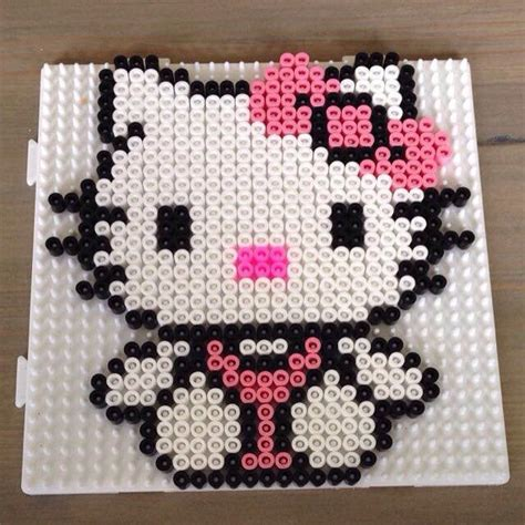 hello perler 17 best images about perler hello on