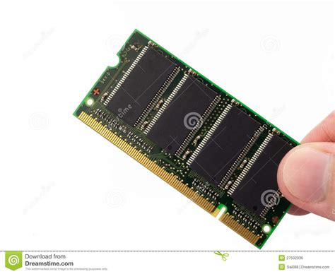 cards on computer computer ram memory cards isolated on white backgr royalty