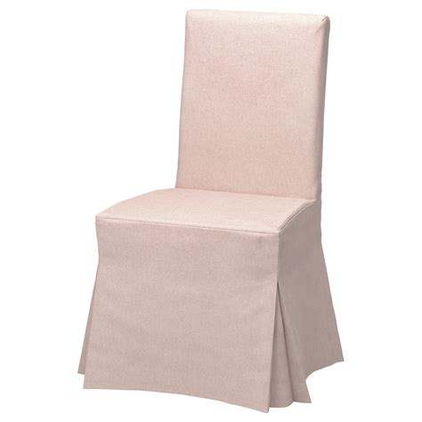 ikea covers henriksdal chair cover gunnared pale pink ikea