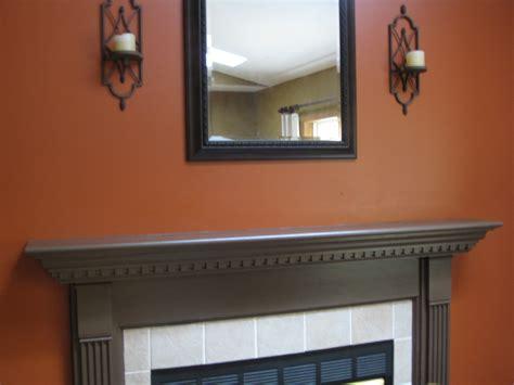 behr paint colors burnt orange autumn mantel and exterior seasonal decor burger