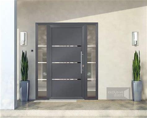 aluminium front doors for homes best 25 front door accessories ideas on door