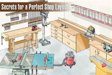 garage woodworking shop layout 1000 ideas about woodworking shop on table