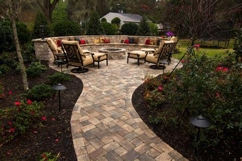 outdoor patio pavers beautiful outdoor patios in orlando brick pavers