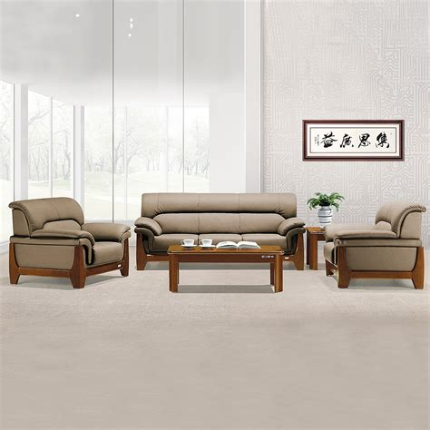 wood and leather sofas leather and wood sofa leather sofa with wood carving and
