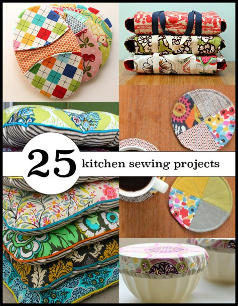 kitchen crafts for 70 gorgeous things to sew for home andrea s notebook