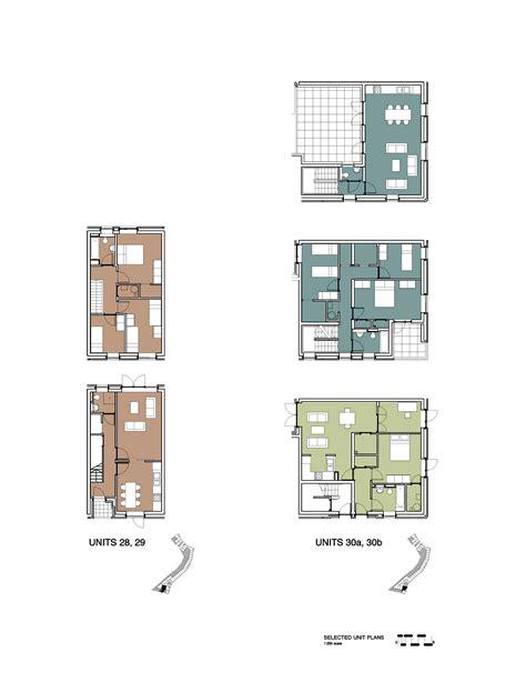 unit plans gallery of social housing in shangan avenue fkl