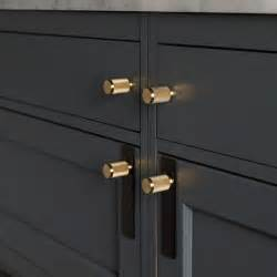 kitchen door furniture 25 best ideas about brass cabinet hardware on