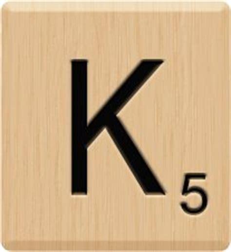 scrabble words with z and k 10 genuine scrabble letter k tiles lazar