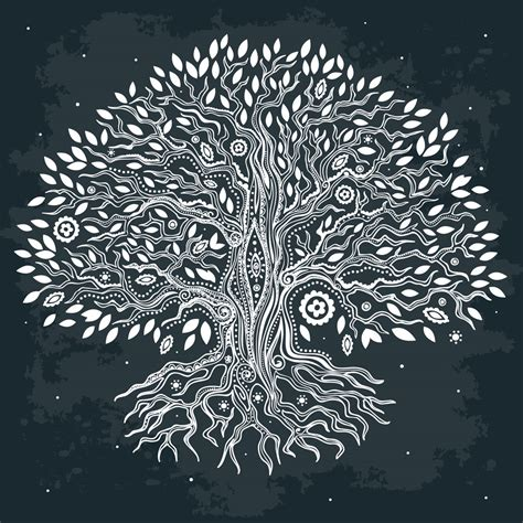 tree represents the symbol of tree of and its meaning