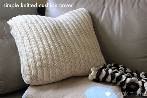 cushion knitting pattern cushion cover patterns to knit images