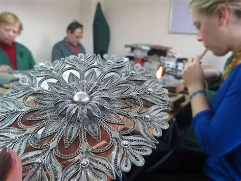 how to make filigree jewelry filigree jewelry in kosovo american craft council