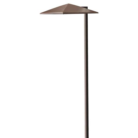 landscape path lighting hton bay outdoor solar powered landscape led
